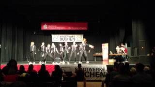 preview picture of video '***S-Seven-Ou*** at German Dance Masters 09.03.2013 Buchen'