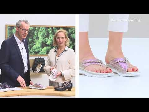 TV-Catwalk und Beratung von Vamos – Gabor Schuhe | Vamos Schuhe