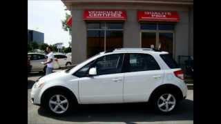 preview picture of video 'SUZUKI SX4 2008 AWD À VENDRE AUTO OCCASION LAVAL MONTRÉAL AUTOARCADE.CA'
