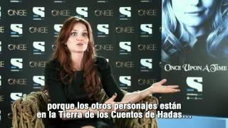Entrevista A Emma Swan (Jennifer Morrison) Parte1