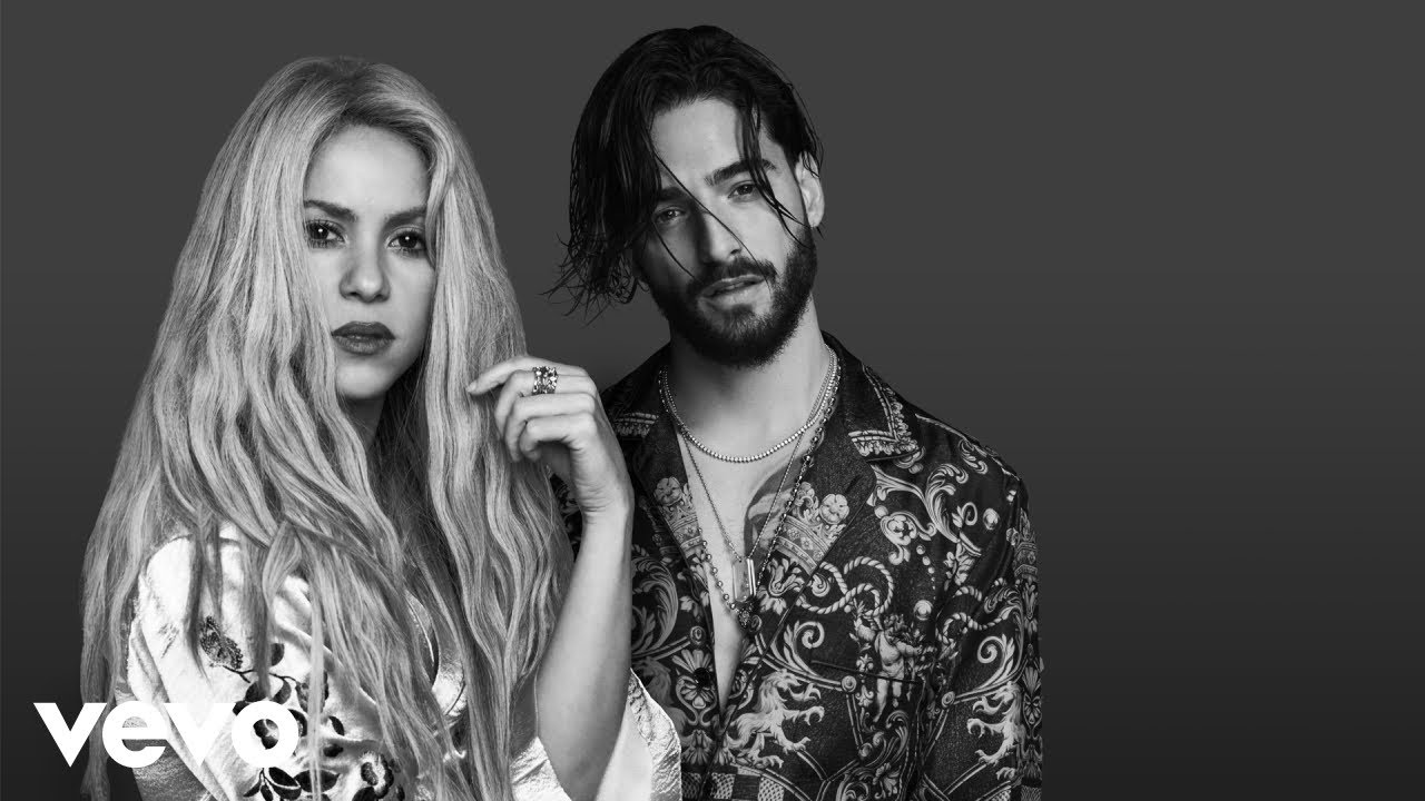 Shakira, Maluma — Clandestino (Vertical Video)