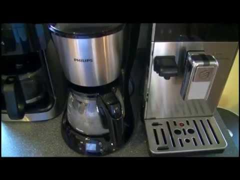 Kaffeemaschine - Filter - Philips HD7459/20 (1.000 Watt, 1,2 l )