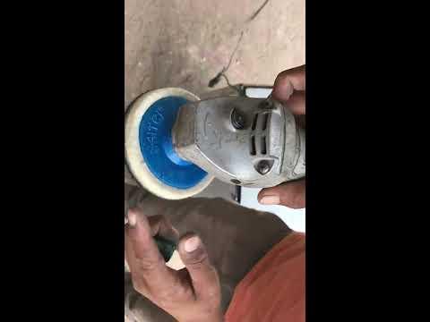 Non Woven Wool Felt Polishing Wheel