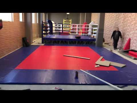 "Зал в Кранодаре ""под ключ"" с рингом"