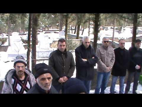 Video : Mahmut Coşkun - Mehmet İnebeyli Boyabat Şehir Mezarlığı'nda toprağa verildi.