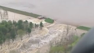 Investigating who is responsible for Edenville Dam failure that led to devastating floods