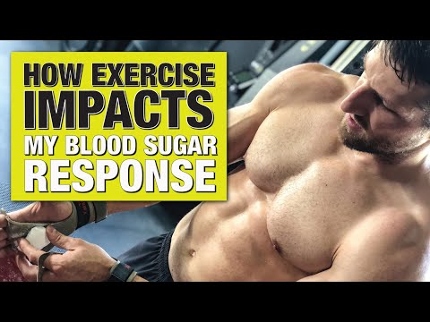 How Exercise Impacts My Blood Sugar Response