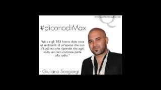 Max Pezzali ft. Giuliano Sangiorgi - Ti sento vivere