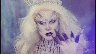 Halloween Look : Evil Ice Queen