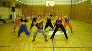 Limbo - Daddy Yankee-  Zumba fitness- Petra Tojmarová