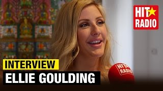 "ELLIE GOULDING: ""I'D LOVE TO WORK WITH P. DIDDY"""