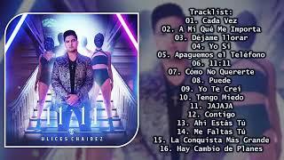 Ulices Chaidez 2019 Álbum Completo