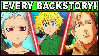 Every Sin's Backstory Explained! (Seven Deadly Sins / Nanatsu no Taizai)
