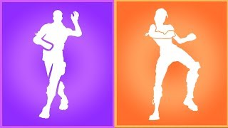 These Fortnite Emotes Were Changed Before they got Released..! (Crazy Feet)