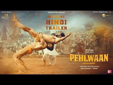 Pehlwaan - Movie Trailer Image