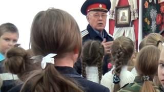 """Камышин. Программа """"Мы - казаки!"""" (декабрь 2014 г.) Телеканал СТВ-Камышин"""