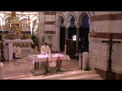 Laudes et Messe du 6 novembre 2020 à Notre-Dame de la Garde