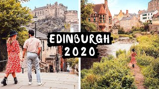 Things To Do In Edinburgh For Couples - Travel Vlog
