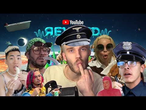 What YouTube Rewind 2017 SHOULD Have Looked Like (Feat. Pewdiepie,Idubbbz, H3H3, Ricegum, Joji..)