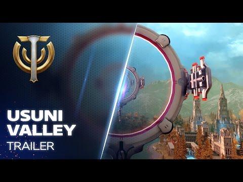Usuni Valley Trailer