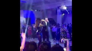 Кайрат Нуртас и Нюша на свадьбе ТОЙДА Шымкент 2016