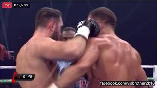 Kubrat Pulev (Кубрат Пулев) vs  Hughie Fury (Хюи Фюри)   27.10.2018   Round 3