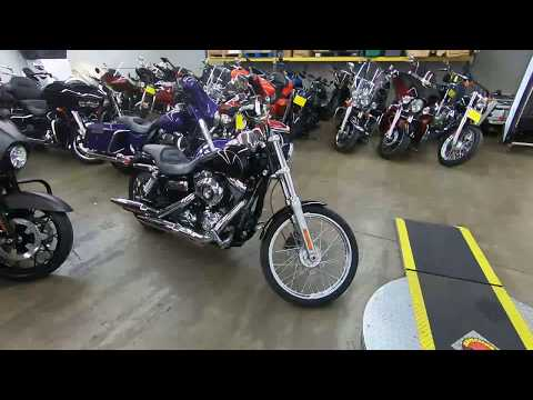 2011 Harley-Davidson Super Glide Custom FXDC
