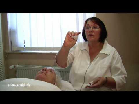 Anti-Aging Augenpads gegen Falten und Krähenfüße - Frau Kahl Folge 19