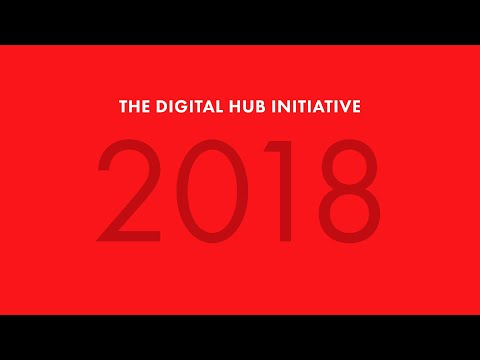 The Digital Hub Initiative's Year Review 2018