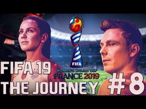Bratrský Souboj A Mistrovství Světa!   FIFA 19   The Journey: Šampioni      PART 8   CZ/SK