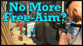 Hey Gibs, What Happened to Free Aim? (GTA 5 Discussion About Why I Play Auto Aim Now)