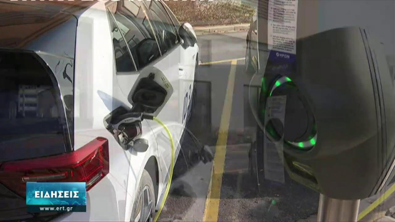 Πρόγραμμα για ηλεκτρικά αυτοκίνητα στο Δήμο Νέας Προποντίδας | 31/1/2021 | ΕΡΤ