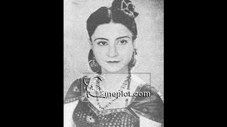 PARO DEVI-Film~AMAR ASHA~[1947]~Mohabbat Jatane Ko