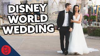 SUPER CARLIN DISNEY WEDDING