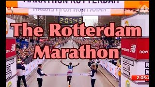 The Rotterdam Marathon - The Highlights !