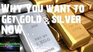 Get gold & silver now. My predictions for this years end. | Kholo.pk