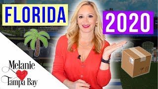 Moving to Florida in 2020? What You Need to Know | MELANIE ❤️ TAMPA BAY