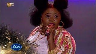 Top 9: Sneziey – 'Pakisha' – Idols SA