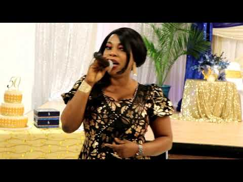 Mrs Omobolanle Nimotalai Onasanya 50th birthday