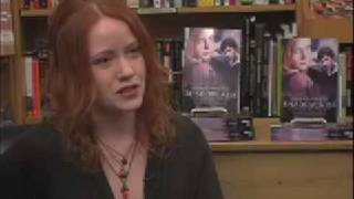 Райчел Мид, Interview with Author Richelle Mead