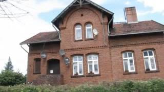 preview picture of video 'Czarna Woda nad rzeką Wdą - Bory Tucholskie'