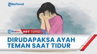 Remaja di Sampang Dirudapaksa Ayah Temannya saat Menginap, Dipergoki Anak Pelaku & Langsung Teriak