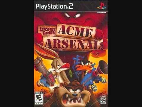 trucos looney tunes acme arsenal para playstation 2