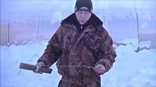 Ловля щуки зимой на капканы