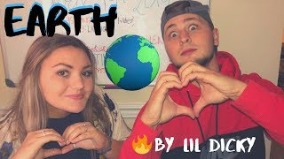 "Lil Dicky ""Earth""   REACTION"