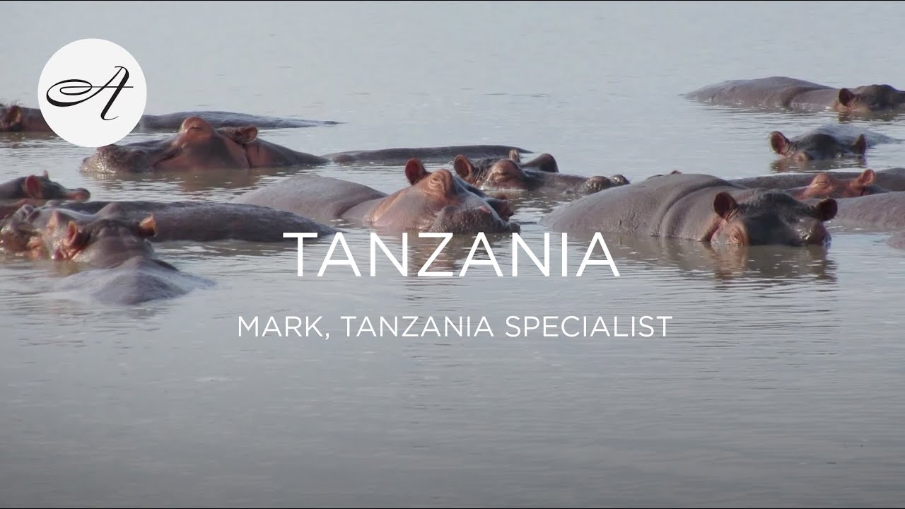 My travels in Tanzania, 2018