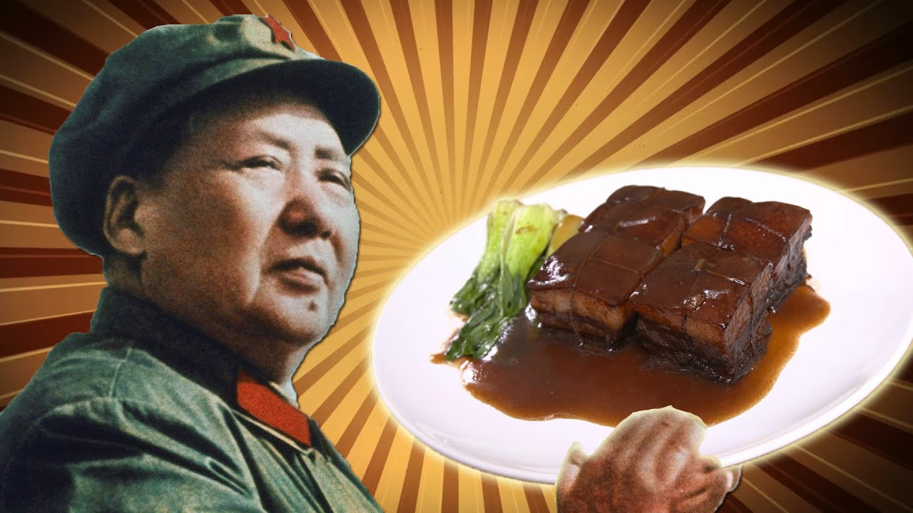 Now You Can Eat Like Mao Zedong! | China Uncensored thumbnail