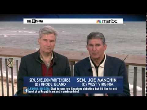 Video | Videos | Newsroom | U S  Senator Joe Manchin of West