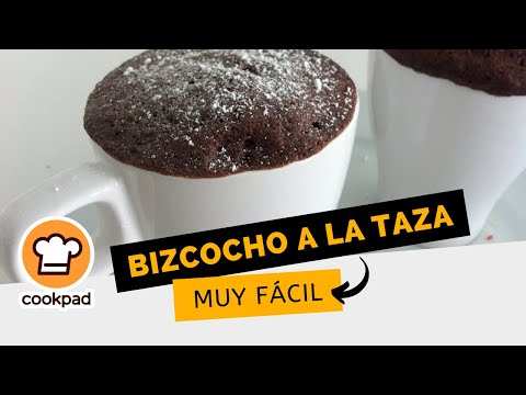 Video: Prepara Un Bizcocho De Chocolate En El Microondas