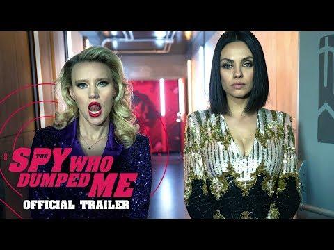 Video trailer för The Spy Who Dumped Me (2018 Movie) Official Trailer - Mila Kunis, Kate McKinnon, Sam Heughan